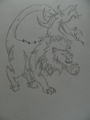 (Swamp) Tier 11 - Chimera