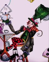 Mad Hatter by koboq