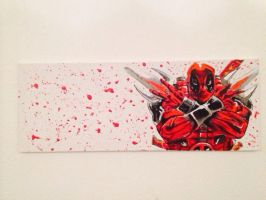 Deadpool by LondonAssyrian