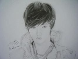 KOREA___Drawing by ogawayui