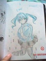 Ene-chan by Clauhatena