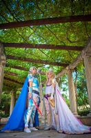 FINAL FANTASY IV Cosplay by Phadme
