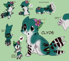 Snuffen Contest - Clyde by Nixhil