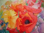 Field of Poppies by p-e-a-k