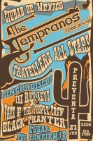 The Tempranos Pre-Flyer by Acheu