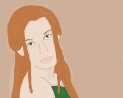 Tauriel Colour by M-Victoria-W