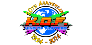 King of Fighters 20th Anniversary by ExevaloN