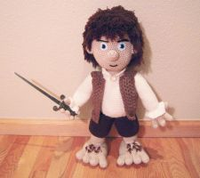 Frodo Baggins by AmaniWarrington