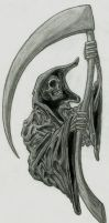 The Reaper by Mike-Hill