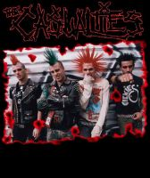 The Casualties by silencescreamsuicide