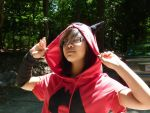 Team Magma Cosplay :2: by Glomp-me-and-die