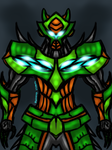 Android Mantis Concept by RaymondEternal