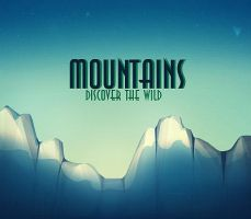 Mountains by thinkthe