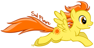 Sol Flare by Petraea