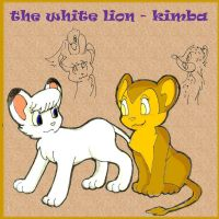 remerber? kimba the white lion by zoesaday