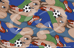 Tessellation Ultimate Soccer Dive by Feene17