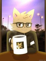 Morning Coffee by Winick-Lim