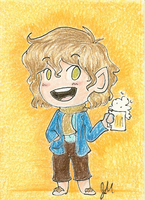 Pippin sketchcard by jam-chan
