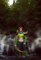DotA 2 - WindRanger - Windranger at your service by MilliganVick