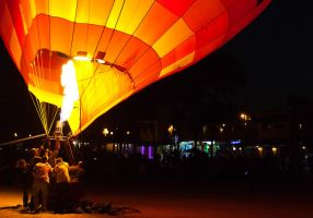Hot Air by secondclaw