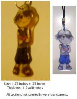 Cellphone Strap Sample 1 by chiyokins
