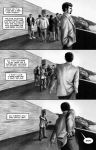 Dead Man's Party issue 2, page 2 by artguyNJ