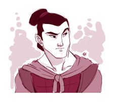 Capitain Li Shang by MPdigitalART