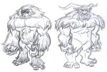 ANIMATION: Batman: Brave and the Bold: Yetis by StephenBJones