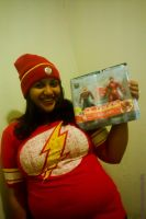 A Flash Fan by MsComicStar86
