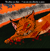 TLH Firestars Death by WarriorCats151
