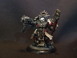 Black Templars - Ravenstein, Master of Sanctity by Carcharadon
