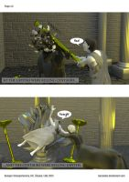 The Battle of Lapiths and Centaurs - Comics - pg.4 by Berandas