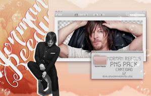 Norman Reedus Png Pack by valeryscolors