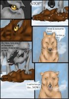 Fallen wolves-ch 1 pg 1 by Miraged-wings