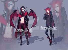 adopts (offers)(open) 2 AB's added (CLOSED) by Mezamete-Akai--Tsuki