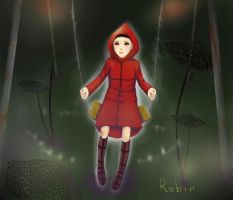 The Path - Robin by MeiMei-KaiTen