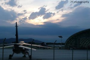 Red Bull Air Hangar 7 by ITphotography