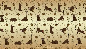 Wallpaper Cookie Set by hickis