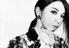 2NE1 Project 4/4 - Bom by SongYong