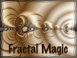 Fractal Magic by marijeberting