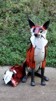 FOxY by HubcapCreatures