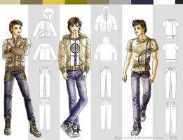 Fashion-men by Tania-S