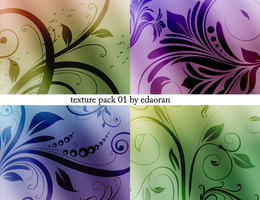 Texture Pack 01 by EdaOran