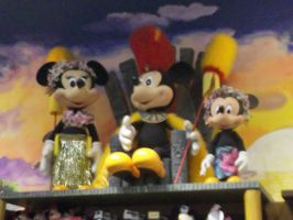 King Mickey by blunose2772