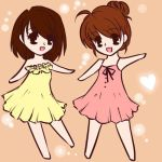 Friends: Tiffany/Me by featheredwings
