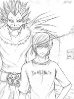 death note by sbel02