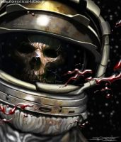 Death in Space by AtomiccircuS