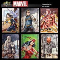 Marvel Premiere cards 6 by shaotemp
