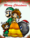 Merry Christmas by Nintendrawer