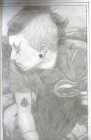 Frank Iero -FINISHED- by RomancedWithWhispers